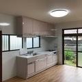築50年の木造住宅、キッチン取り替えと内装リフォーム